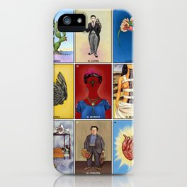 La Lotería de Frida iPhone Case