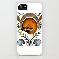 The Fox Lay Dying Slim Case iPhone (5, 5s)