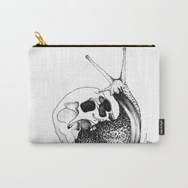This Skull Is My Home Carry-All Pouch