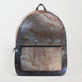 Spiral Galaxy Backpack