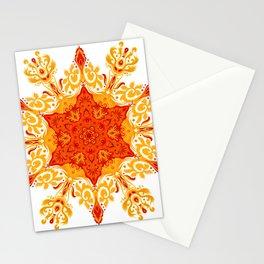Fireflake #12066543 Stationery Cards