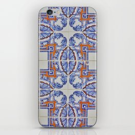 Azulejo iPhone Skin