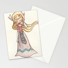 Zelda Stationery Cards