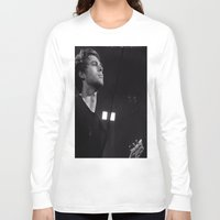 luke hemmings Long Sleeve T-shirts featuring L HEMMINGS CLEVELAND by Halle