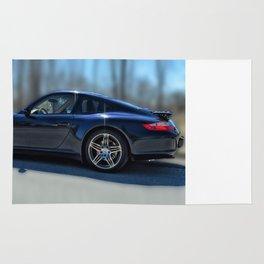 Porsche 911 - 997 Classic Car Rug