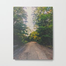 Another road another memory Metal Print
