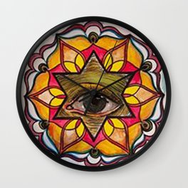 Before you wreck yourself Wall Clock