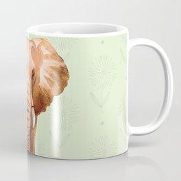 Elephant in Watercolour Coffee Mug