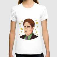 mulder T-shirts featuring Mulder Yes by fin apollo