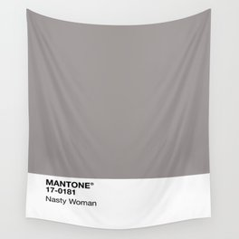 MANTONE® Nasty Woman Wall Tapestry