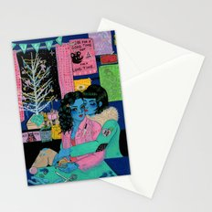 I Won't Let Sorrow Bring Me Way Down Stationery Cards