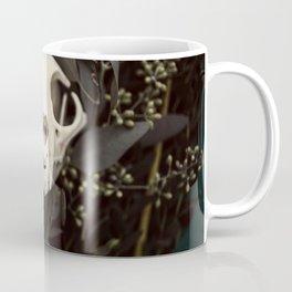 Skull and Bone Coffee Mug