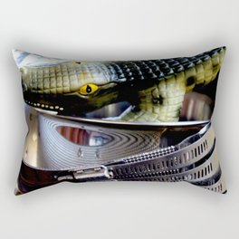 Eye Yai Yai Rectangular Pillow