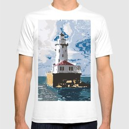 The Chicago Lighthouse T-shirt