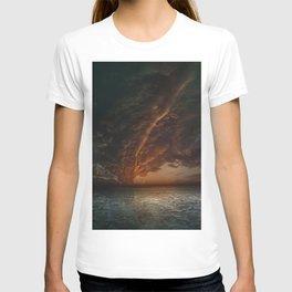 The Mediterranean Sunset T-shirt