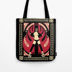 ==RollersSociety6_6_6== Tote Bag