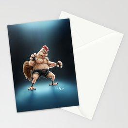KFC Fighter Stationery Cards