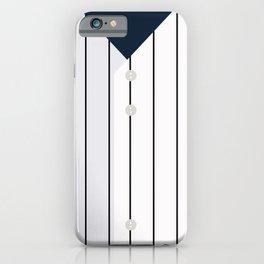 Baseball - NY Yankees iPhone Case