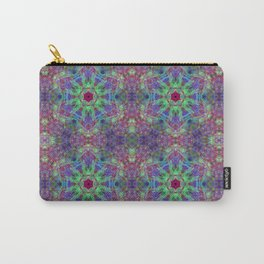 Cellular Geometry Carry-All Pouch