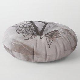 Growth Rune Floor Pillow