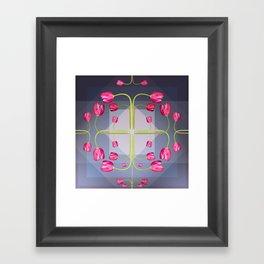Gala Framed Art Print