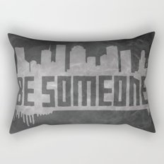 Be Someone - HTX  Rectangular Pillow