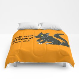 Loyal Familiar (Salem, MA) Comforters