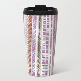 The Carlyle does Miami Travel Mug