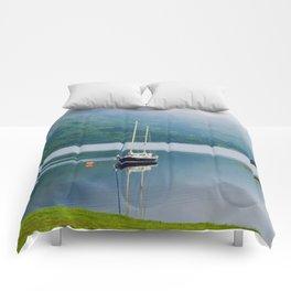 Morning Mist Comforters
