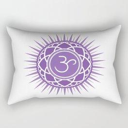 Sahasrara chakra Rectangular Pillow
