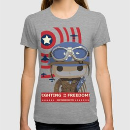 Fighting For Freedom T-shirt