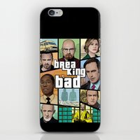 gta iPhone & iPod Skins featuring Breaking Bad GTA HD  by Akyanyme