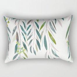 Eucalyptus Drop  Rectangular Pillow