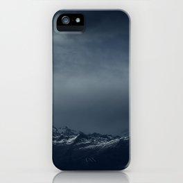 Full of snow iPhone Case