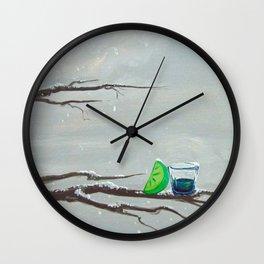 SALT Talks Wall Clock