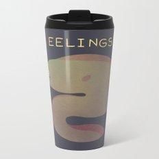 Eelings Metal Travel Mug