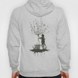 She Spins The Stars Hoody