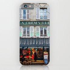 Streets of Paris Slim Case iPhone 6s