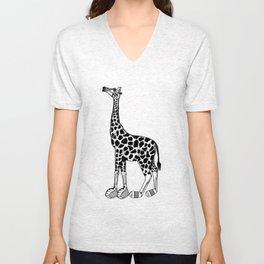 GiraffOlf Unisex V-Neck