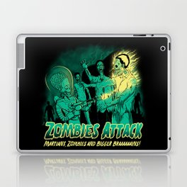 Zombies Attack Laptop & iPad Skin