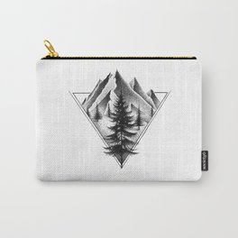 NORTHERN MOUNTAINS II Carry-All Pouch