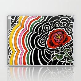 Marion's Rose Laptop & iPad Skin