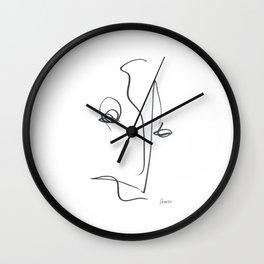 Demeter Moji d23 4-1 w Wall Clock