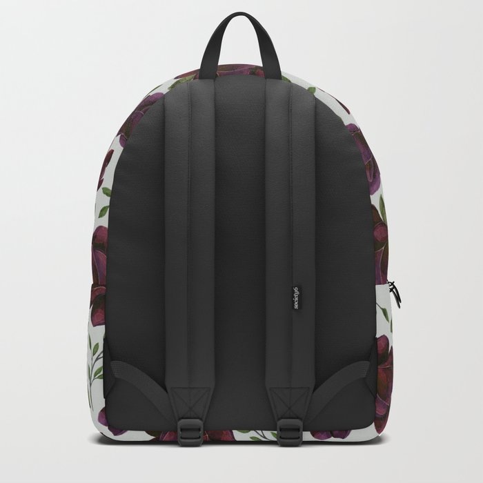 Forest Meadow Rose Backpack