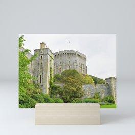 Majestic Windsor Castle Mini Art Print