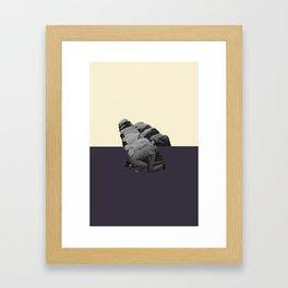 For.Forgiveness Framed Art Print