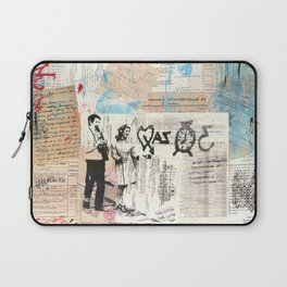 Three Hours for Love Laptop Sleeve