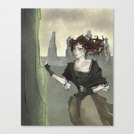 outlander Canvas Print