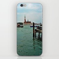 venice iPhone & iPod Skins featuring Venice by Art-Motiva