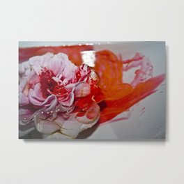 IN/ACQUA Metal Print